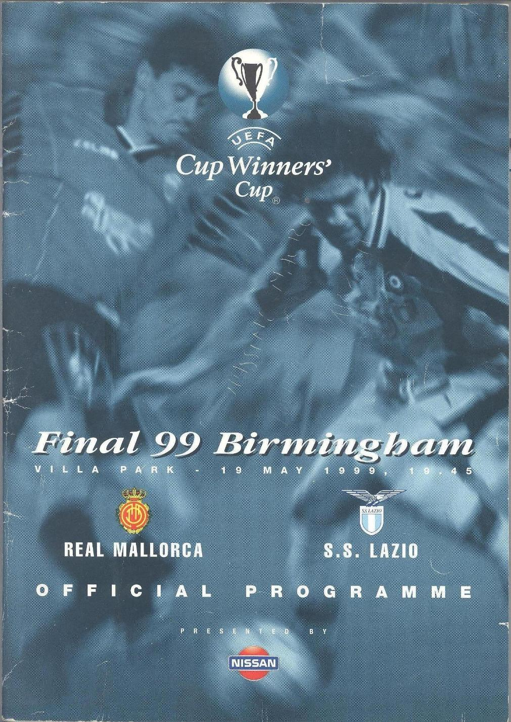 Official Programme 19mag1999 - Cover.jpg