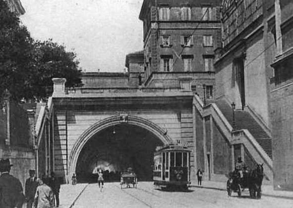 Come era Roma nel 1900 - LazioWiki
