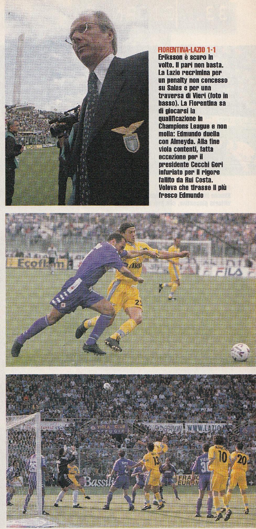 dal guerin Sportivo Alcune immagini della partita