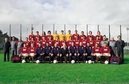 Storia Del Campionato Di Serie A 2000 01 Laziowiki