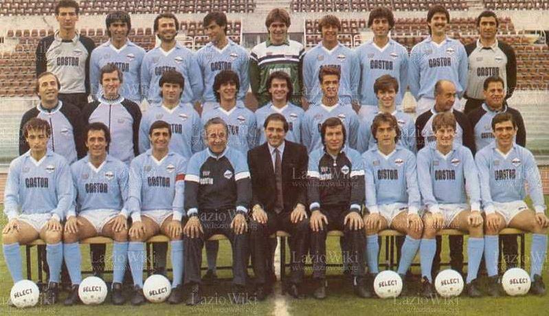 storia del campionato di serie a 1984 85 laziowiki